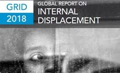 2018 Global Report on Internal Displacement + Map - Consider Women IDP's