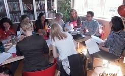 """Втора редовна средба на организациите вклучени во проектот """"Социјална отчетност за родова еднаквост"""""""