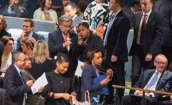 At Swearing-In, Antonio Guterres, New UN Secretary-General, Pledges Gender Parity