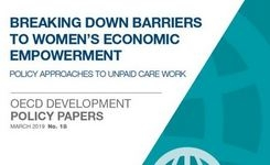 Breaking Down Barriers to Women's Economic Empowerment - OECD