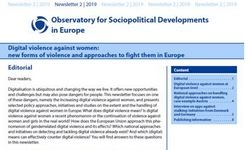 EU - Digital Violence Against Women: New Forms of Violence & Approaches to Fight Them in Europe