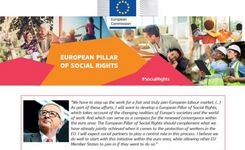 European Pillar of Social Rights - Fact Sheet - Gender
