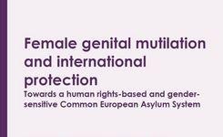 FGM - Female Genital Mutilation & International Protection - End FGM European Network Position Paper