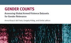 Gender Counts: Assessing Global Armed Violence Datasets for Gender Relevance
