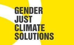 Gender Just Climate Solutions