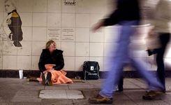 Homeless Women Face Unique Gender Challenges