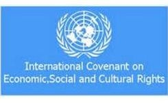 Association ESE submitted the Joint submission on health to the International Covenant on Economic, Social and Cultural rights (ICESCR)
