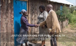 JUSTICE PROGRAMS FOR PUBLIC HEALTH, a good practice guide
