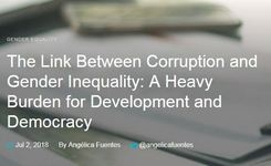 Link Between Corruption & Gender Inequality