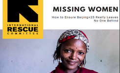 Missing Women: How to Ensure Beijing + 25 Leaves No One Behind