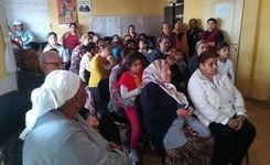 Промовирање на правото на пристап до информации од јавен карактер со жители на општината Шуто Оризари