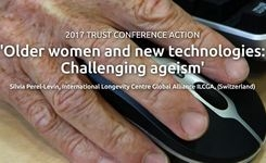 Older Women & New Technologies: Challenging Ageism