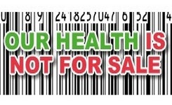 Medicines for the people, not for profit!
