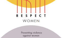 RESPECT women: Preventing violence against wRESPECT women: Preventing violence against womenomen