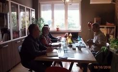 """ЕСЕ е дел од работилницата """"Развивање на бизнис план за економски активности/социјално претприемништво"""""""