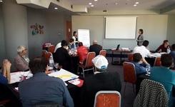 Работилница за подготовка на локален план за застапување за унапредување на здравјето на мајките и децата и унапредување на гинеколошката здравствена заштита за жените во општината Шуто Оризари