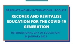 Recover & Revitalize Education for Post COVID-19 Girls & Young Women