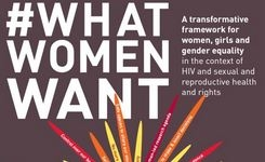 Transformative Framework for Women, Girls & Gender Equality in the Context of HIV & Sexual & Reproductive Health & Rights