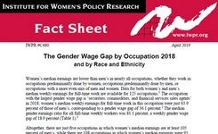 USA - The Gender Wage Gap By Occupation 2018 + By Race & Ethnicity