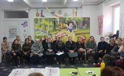 Едукативна работилница за спроведување на мерките и програмите за вработување на АВРМ во с. Шипковица, Тетово