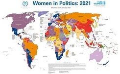 Women in Politics - New Data Shows Growth But Also Setbacks