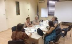 Фокус групи со жени жртви на семејно насилство