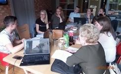 """Трета редовна средба на организациите вклучени во реализација на проектот """"Социјална отчетност за родова еднаквост"""""""