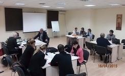 Последна работна средба за подготовка на прашалници за судско набљудување
