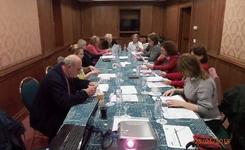 Организирање на трета работна средба за ревидирање на прашалниците за судско набљудување