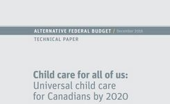 Canada - Challenge of Child Care for ALL