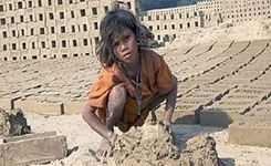 Child & Forced Labour - Girls - ILO
