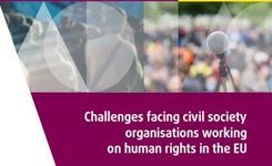 EU - Challenges Facing Civil Society Organisations Working on Human Rights in the EU