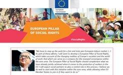 European Pillar of Social Rights - Fact Sheet - Gender