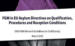 FGM in EU Asylum Directives - End FGM Network Guidelines for Civil Society