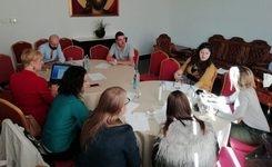 """Фокус група со невработени жени од општина Струмица во рамки на проектот """"Социјална отчетност за родова еднаквост"""""""