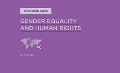 Gender Equality & Human Rights