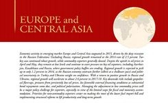 Global Economic Prospects: Europe and Central Asia