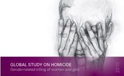 Global study on homicide 2019: Gender-related killing of Women & Girls