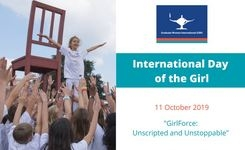 Graduate Women International - International Day of The Girl Child Advocacy Toolkit 2019