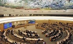 Human Rights Council holds general debate on the promotion and protection of all human rights