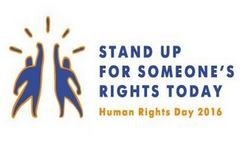 Human Rights Day - Women's Rights Are Human Rights - Human Rights Are Under Unprecedented Pressure