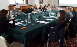 Иницијална консултативна средба за отворено владино партнерство