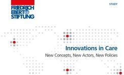 Innovations in Care - New Concepts, New Actors, New Policies - Global South Research - Women