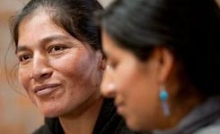International Day of World's Indigenous Peoples - INDIGENOUS WOMEN + Impacts of Land Dispossession on Indigenous Women