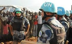 More Women Needed as UN Peacekeepers