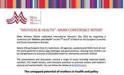 Mothers & Health - Make Mothers Matter Report