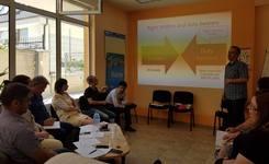 Обука за социјална отчетност за граѓански организации од Бугарија и Романија
