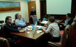 ЕСЕ ја продолжи соработката со Debbie Budlender (02-06 јуни, 2014)