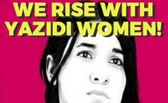 One Billion Rising - Global Solidarity With & For Yazidi Women on 3 August