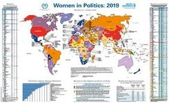 One in Five Government Ministers Is a Woman - New High - Interparliamentary Union